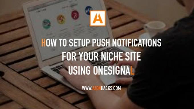 push notifications for niche site